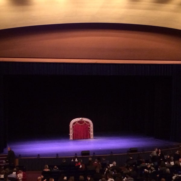 Photo taken at Lisner Auditorium by Kathy G. on 2/9/2014