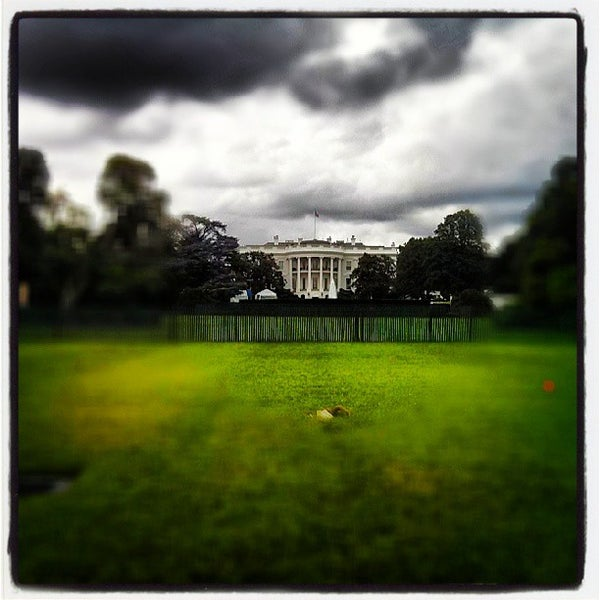 Photo taken at The White House by Chris J. on 7/3/2013