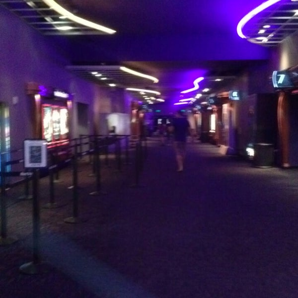 Photo taken at Harkins Theatres Tempe Marketplace 16 by Jessica A. on 8/18/2013