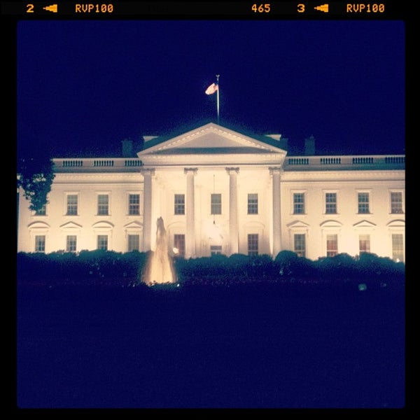 Photo taken at The White House by Brian W. on 7/24/2013