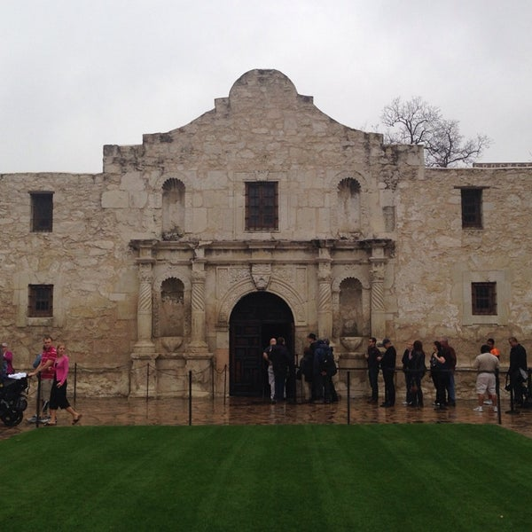 Photo taken at The Alamo by Trent L. on 3/9/2014
