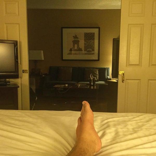 Photo taken at Sheraton Suites Houston Near The Galleria by Nathan W. on 9/20/2015