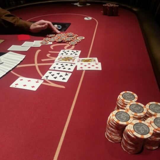 Photo taken at Aria Poker Room by Kela M. on 11/17/2012