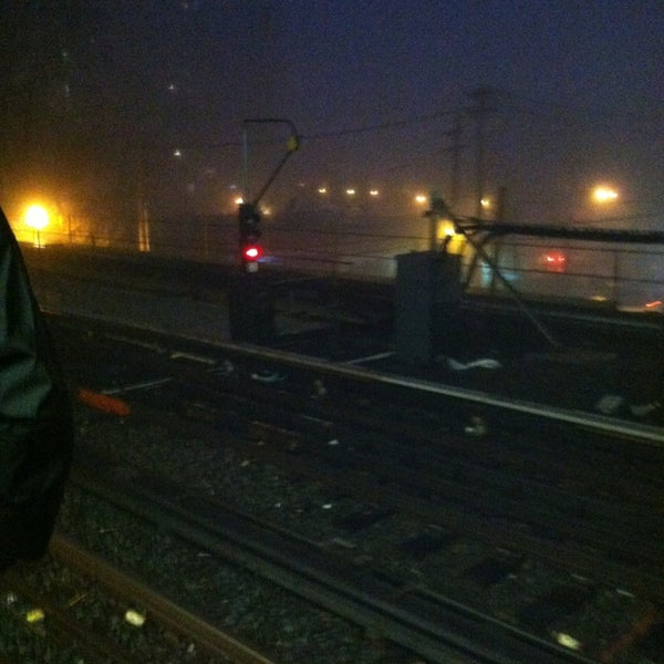 Photo taken at MTA Subway - Baychester Ave (5) by Alcibiades D. on 1/30/2013