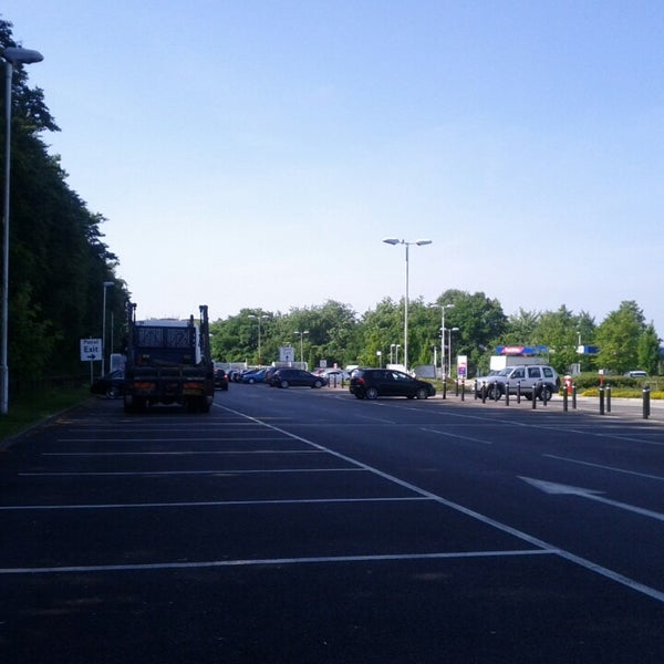 Photo taken at Tesco by David M. on 6/5/2013