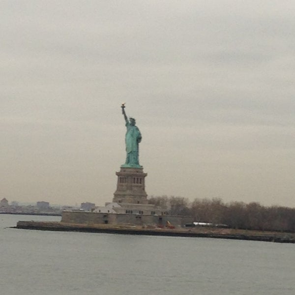 Photo taken at Staten Island Ferry Boat - Guy V. Molinari by Jim R. on 12/26/2012
