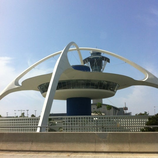 Photo taken at Los Angeles International Airport (LAX) by Nina P. on 10/5/2012