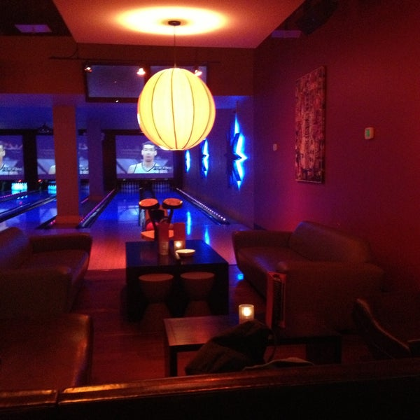 Photo taken at Lucky Strike New York by L L. on 5/15/2013