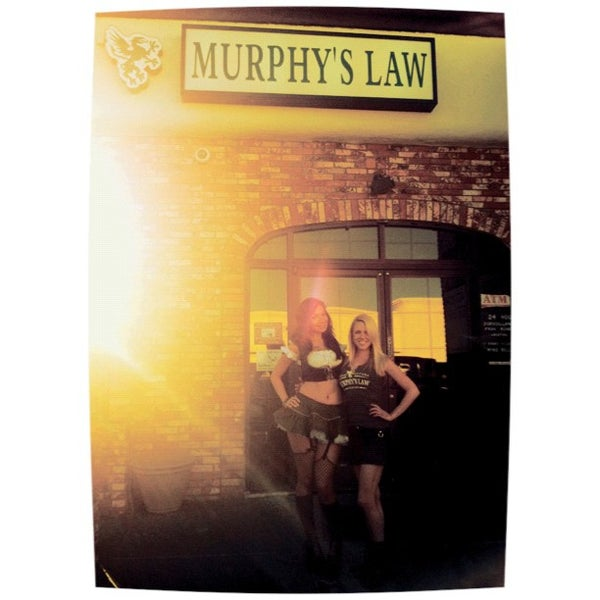 Photo taken at Murphys Law by Angela O. on 10/19/2012