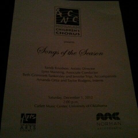 Photo taken at Catlett Music Center by Jim O. on 12/1/2012