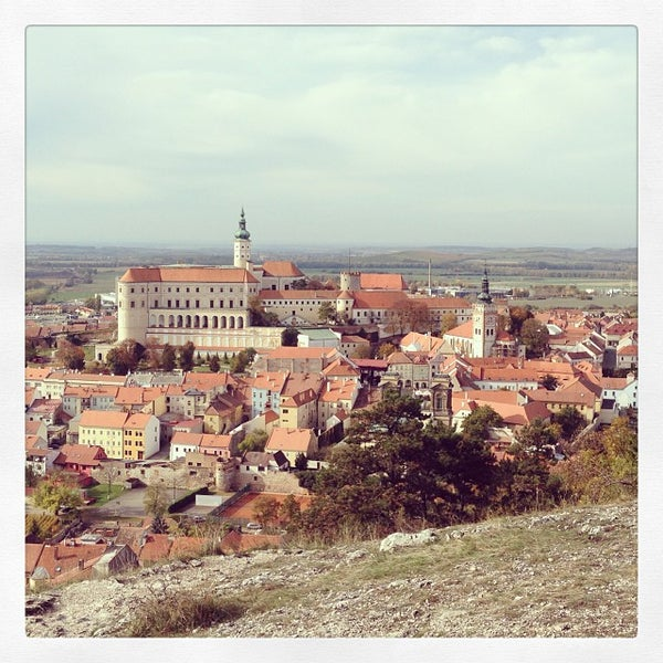 Photo taken at Zámek Mikulov by Radim R. on 10/21/2013