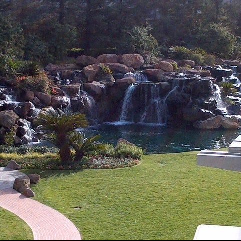Photo taken at Four Seasons Hotel Westlake Village by Kiran M. on 1/1/2013