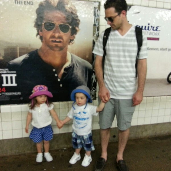 Photo taken at MTA Subway - Carroll St (F/G) by Francesca N. on 6/1/2013