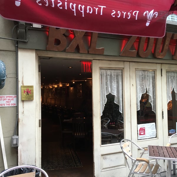 Photo taken at BXL Zoute by Error404 H. on 5/17/2016