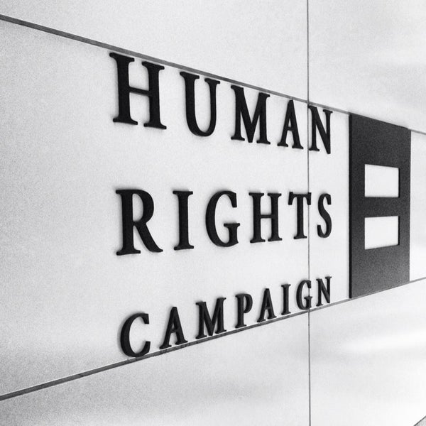 Photo taken at Human Rights Campaign by Carrie B. on 9/17/2013