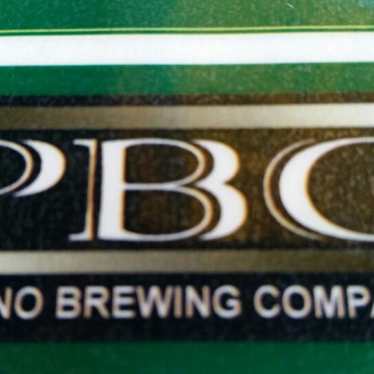 Photo taken at Pocono Brewing Company by Jessica S. on 9/27/2014