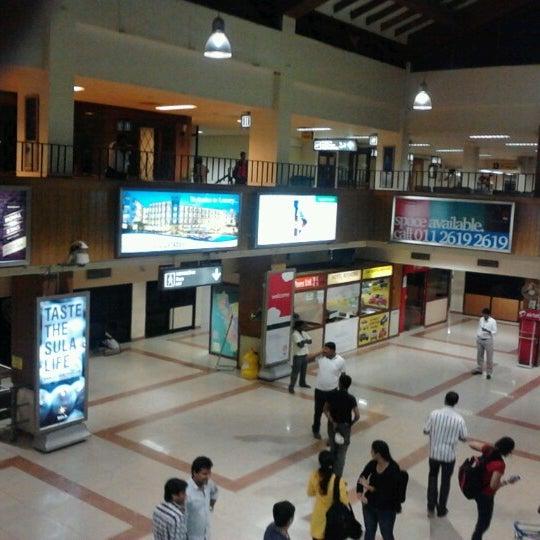Photo taken at Dabolim Goa International Airport (GOI) by sachin v. on 10/3/2012