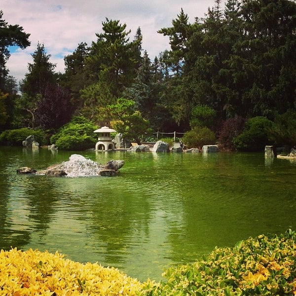 Photo taken at Japanese Friendship Garden by Mark J. on 6/25/2013