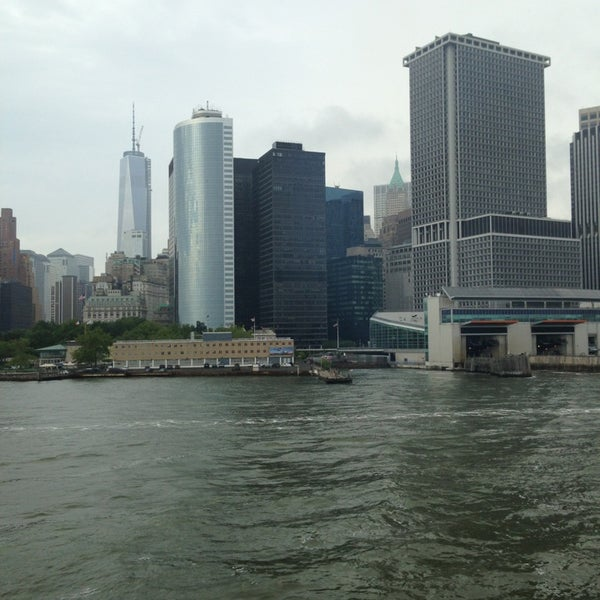 Photo taken at Staten Island Ferry Boat - Guy V. Molinari by Khaled K. on 6/30/2013