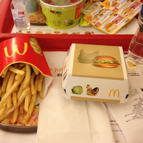 Photo taken at McDonald's by Alen G. on 1/31/2013