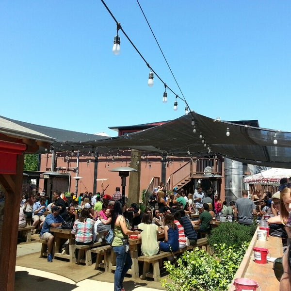 Photo taken at Lagunitas Brewing Company by Matt W. on 7/27/2013