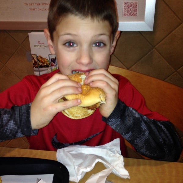 Photo taken at Chick-fil-A by Adam S. on 2/7/2014