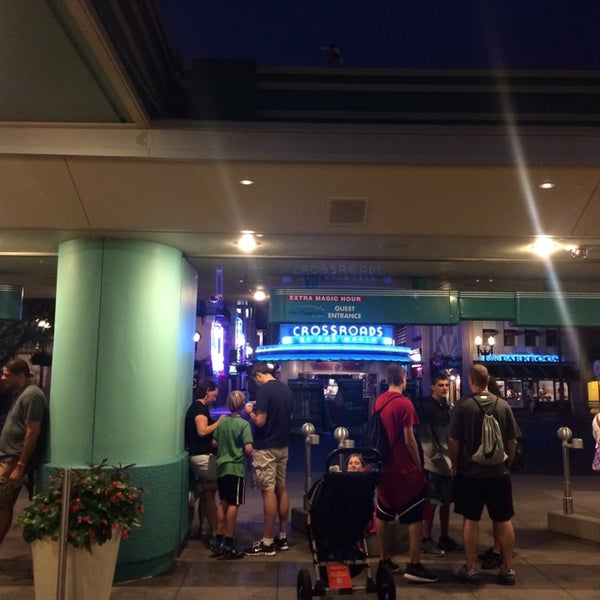 Photo taken at Disney's Hollywood Studios by Liz S. on 4/18/2014