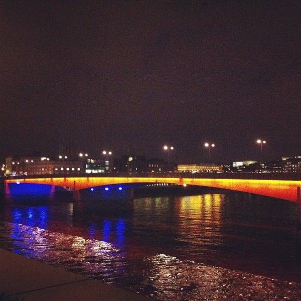 Photo taken at London Bridge by Zul A. on 10/30/2012