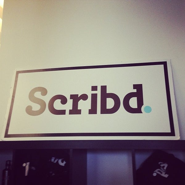 Photo taken at Scribd HQ by Valentina R. on 7/11/2013