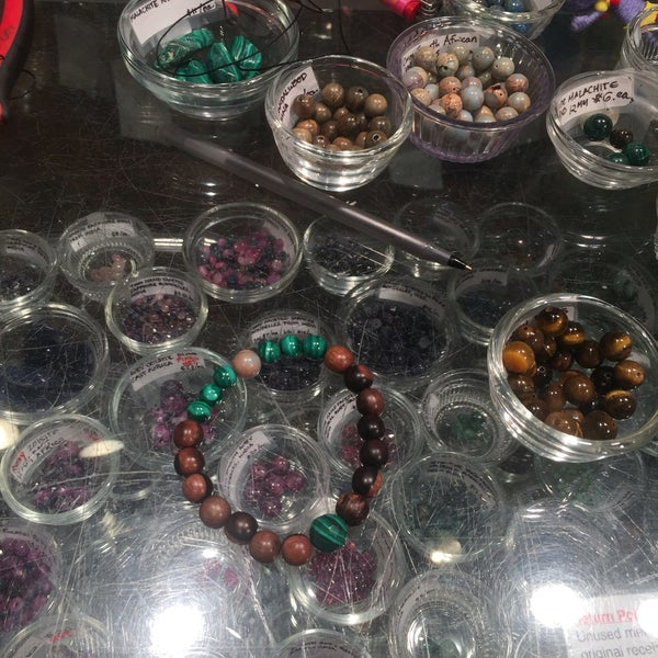 Photo taken at Beads of Paradise by Albert K. on 4/5/2016