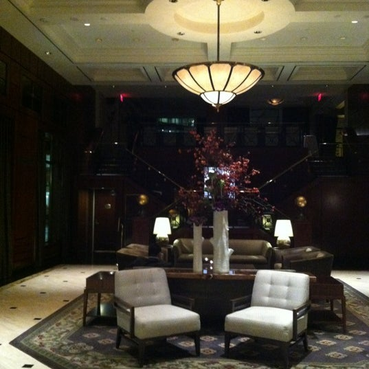 Photo taken at Park Hyatt Toronto by Chris B. on 10/6/2012