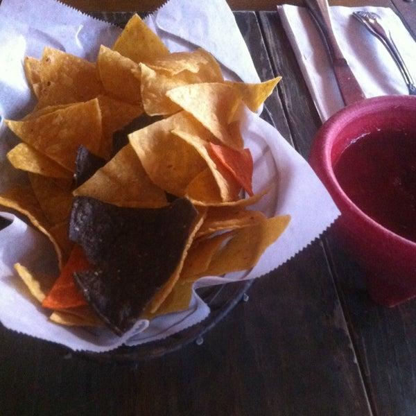 Photo taken at Burrito Bar & Kitchen by Rob C. on 12/22/2012