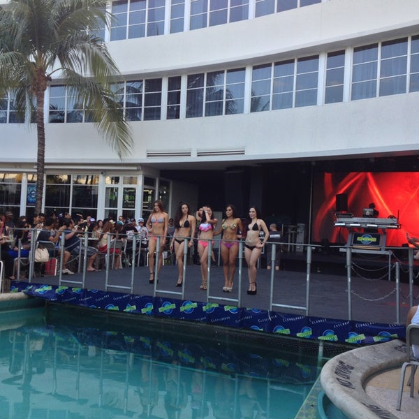 Photo taken at Clevelander by Scott S. on 3/30/2013