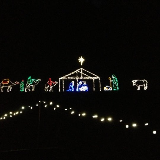 Photo taken at Starry Nights by Twirly J. on 12/13/2012