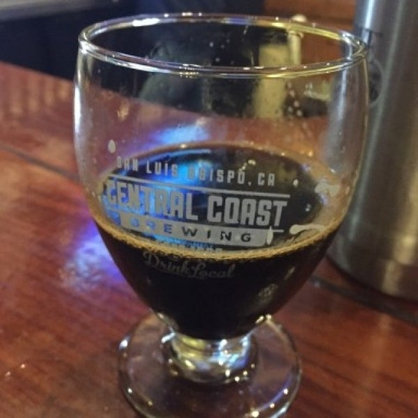 Photo taken at Central Coast Brewing by JJ C. on 4/24/2016