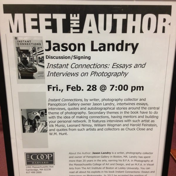 Photo taken at Harvard Coop Society Bookstore by Jason L. on 2/28/2014