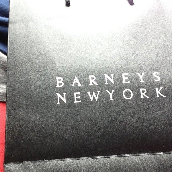Photo taken at Barneys New York by VonSauce.com on 4/1/2013