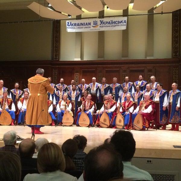Photo taken at Hochstein School of Music & Dance by Thomas M. on 3/15/2015