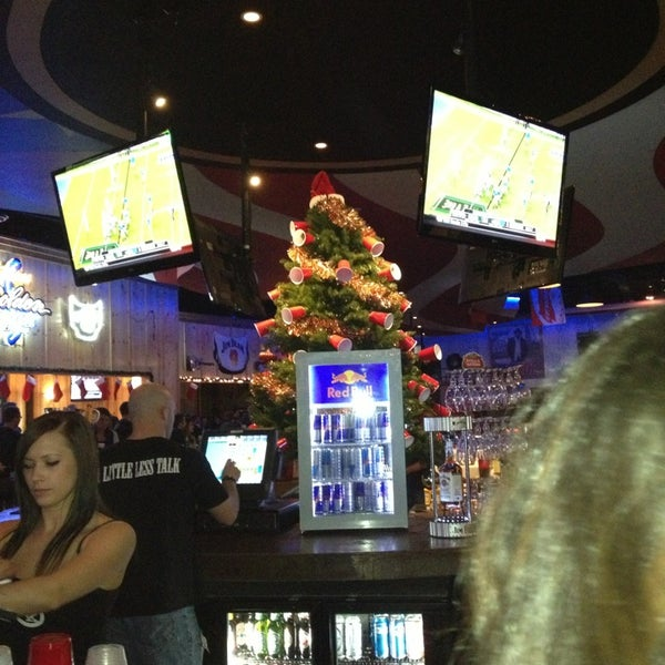 Photo taken at Toby Keith's I Love This Bar & Grill by Shannon H. on 12/28/2012