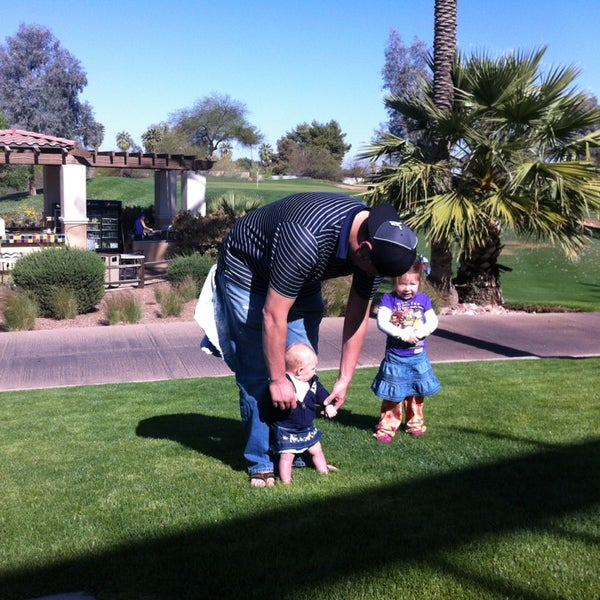 Photo taken at Legacy Golf Resort Poolside by The Schoep on 3/25/2013