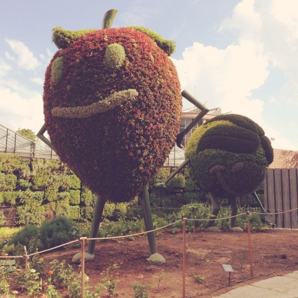 Photo taken at Atlanta Botanical Garden by cho on 5/22/2013