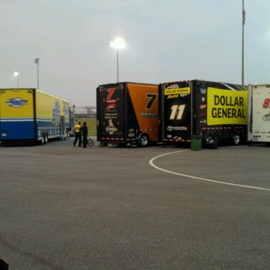 Photo taken at Dover International Speedway by Larry P. on 9/28/2012