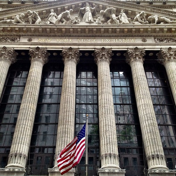 Photo taken at NYSE Euronext by Pete P. on 10/10/2013