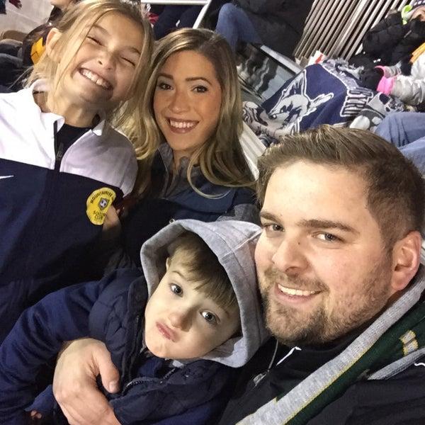 Photo taken at Dick Dlesk Soccer Stadium by Chris B. on 11/21/2015