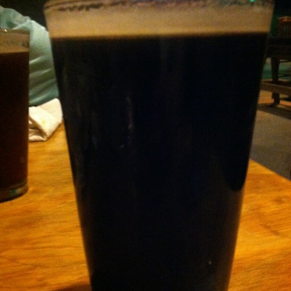 Photo taken at Mountain State Brewing Co. by Chris B. on 4/19/2013