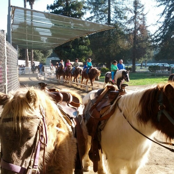 Photo taken at Griffith Park Pony Rides by Corey P. on 12/31/2013