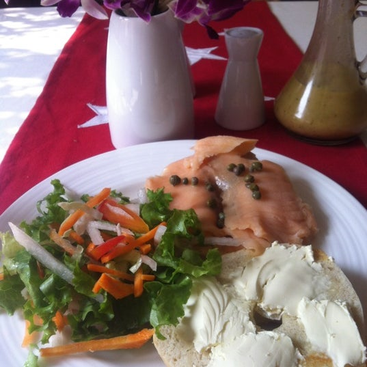 Photo taken at Nordic Club by Satoko on 12/7/2012