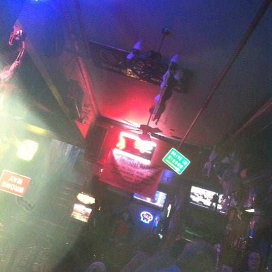 Photo taken at The Patriot Saloon by Bill B. on 11/12/2012