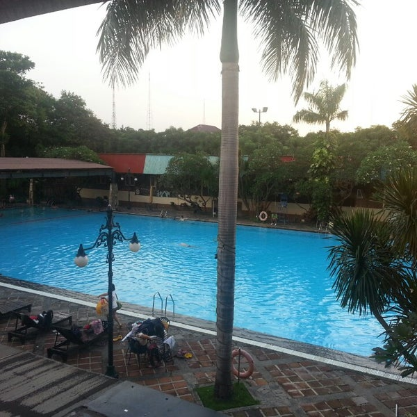 Photo taken at Graha Residence Swimming Pool by Denny S. on 5/30/2013