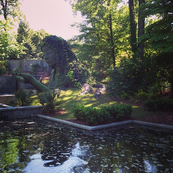 Photo taken at Atlanta Botanical Garden by Daniel P. on 5/12/2013